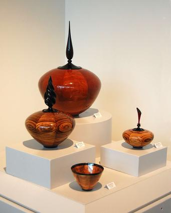 Wood turning-Beautiful wood turned handcrafted bowls and